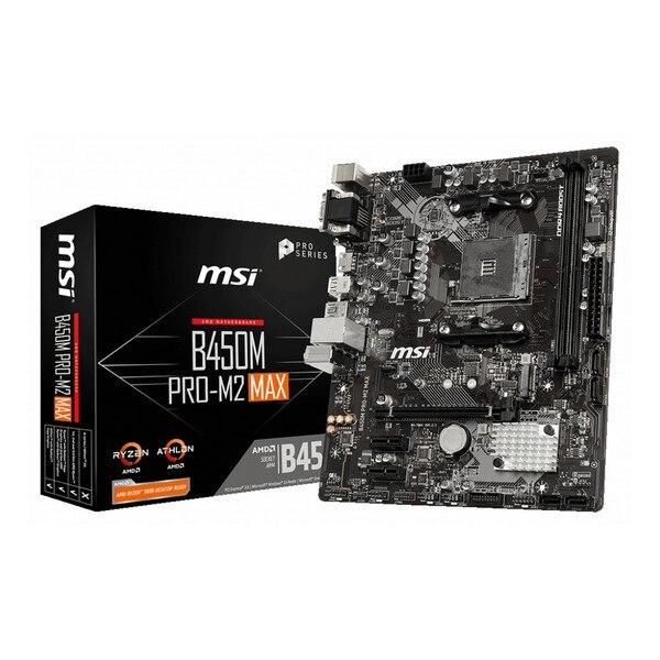 Motherboard MSI B450M PRO-M2 Max mATX DDR4 AM4