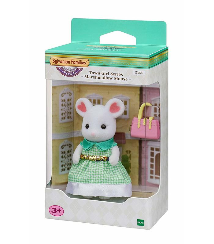 Set Stephanie Raton Marshmallow Toy Store
