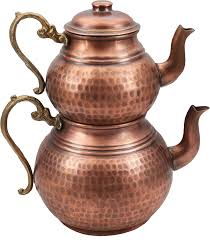 Bules de chá bule cobre artesanal conjunto chá tradicional turco chinês japonês chá chaleira caldeira presente natal