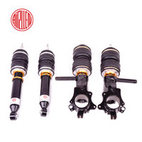 Modification air spring suspension kit/For VOLKS WAGEN SANTANA B2/car pneumatic suspension/Adjustable damping coilovers/Air ride