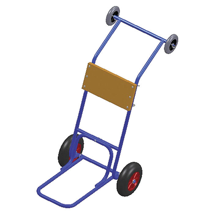 Trolley For Outboard Motor Up To 40 Hp With Extra 060122T Wheels
