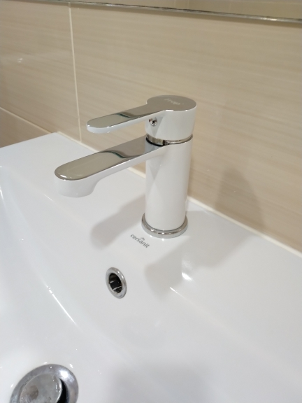 FRAP White Bathroom Brass Faucet Cold and Hot Water Mixer Basin Sink Tap Single Handle TORNEIRA  F1041|bathroom brass faucet|brass faucet|basin sink - AliExpress