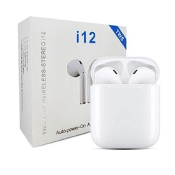 AirPods original I12 TWS wireless headphone colorful with good sound free shipping