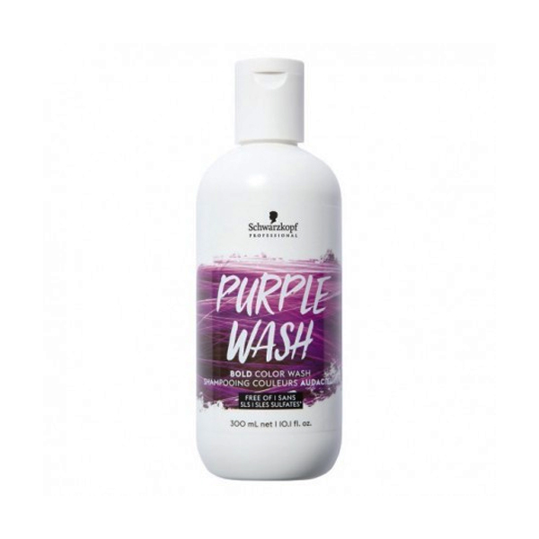 Non-permanent Colourant Shampoo Wash Schwarzkopf
