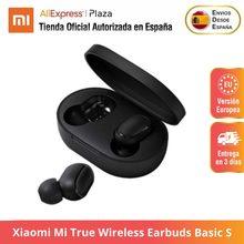 Xiaomi Mi True Wireless Earbuds Basic S Version Global (Auriculares bluetooth inalámbrico ) Bluetooth 5,0, Reducción de Ruido Versión Global Original