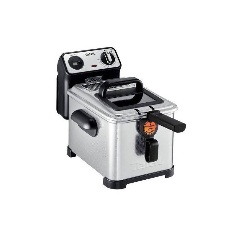 Fryer Tefal FR5111 1,2 Kg 3 L Inox 2400W Metal Steel