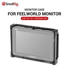 SmallRig Monitor Käfig für Feelworld T7, 703, 703S, MA7, MA7S und F7S Monitor 2233