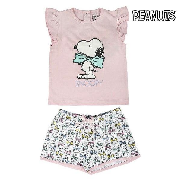 Summer Pyjama Snoopy 74586 (2 Pcs)