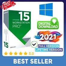 VMware Workstation Pro 15 | Version complète | Pour Windows | Dernière Version