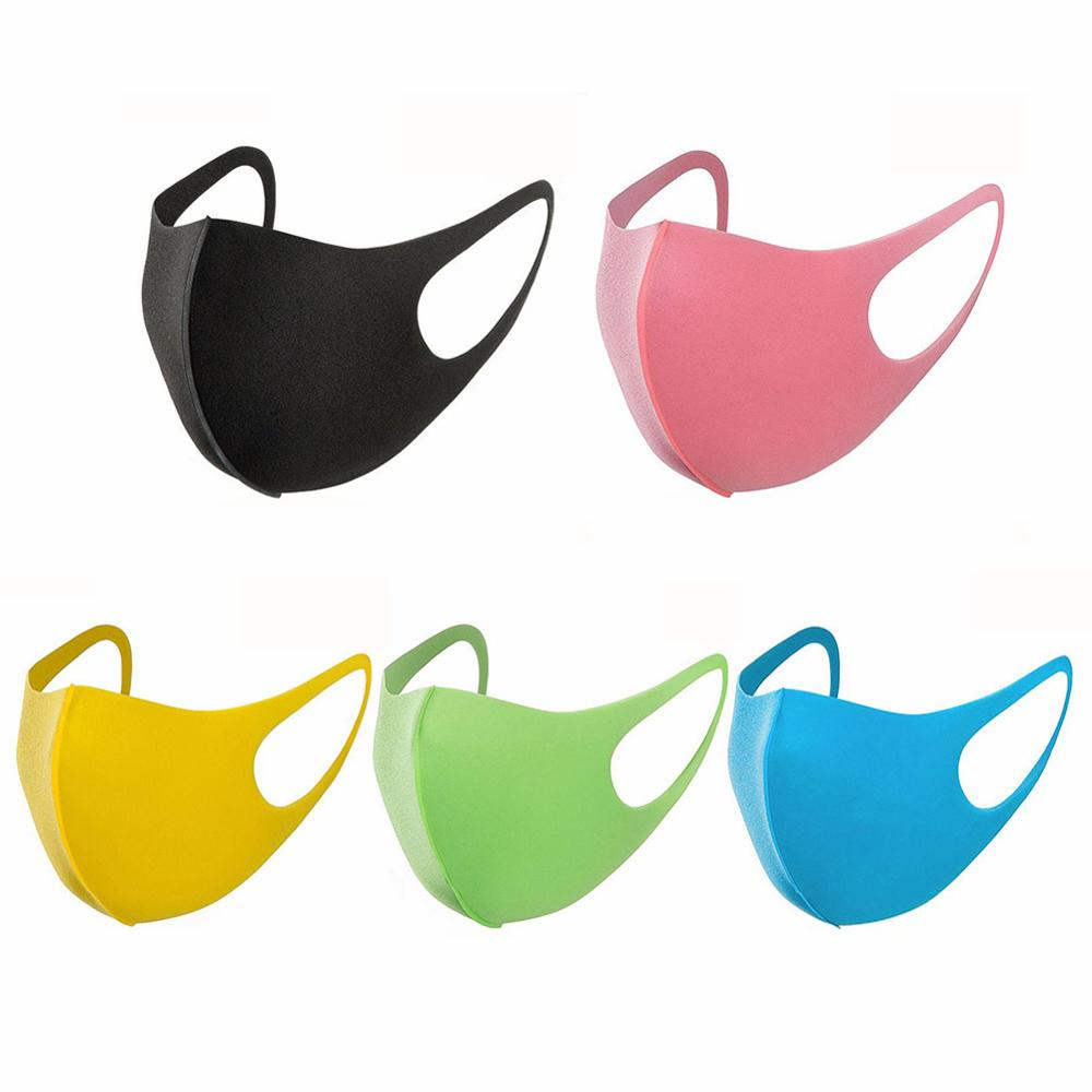 PM2.5 Children Mouth Mask Respiratory Kids Washable Anti Haze Breathable Mask Anti Dust Mouth-Muffle Respirator Face Masks