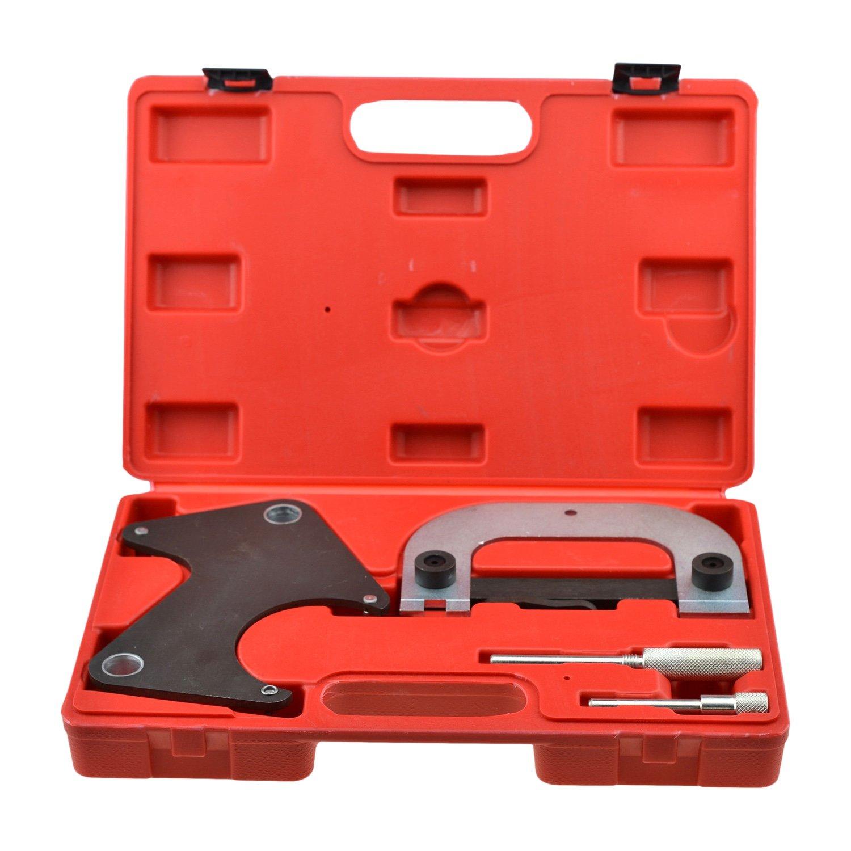 RENAULT/DACIA TIMING TOOL KIT PETROL ENGINE LOCKING TOOL 1.4, 1.6, 1.8, 2.0 16V 11 pcs camshaft alignment tool for bmw m62 v8 4 4 vanos engine timing tool kit