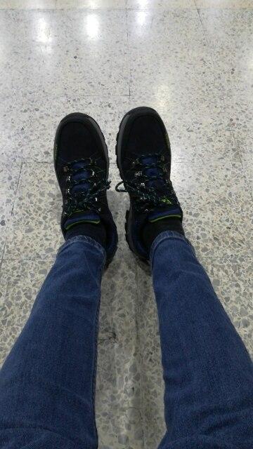 Calçados para caminhada Caminhada Homens Sapatos