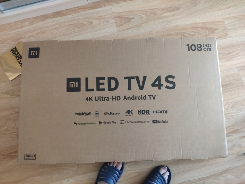 TV 43 ''Xiaomi Mi TV 4S 43 LED Smart TV 4049inchtv 43"