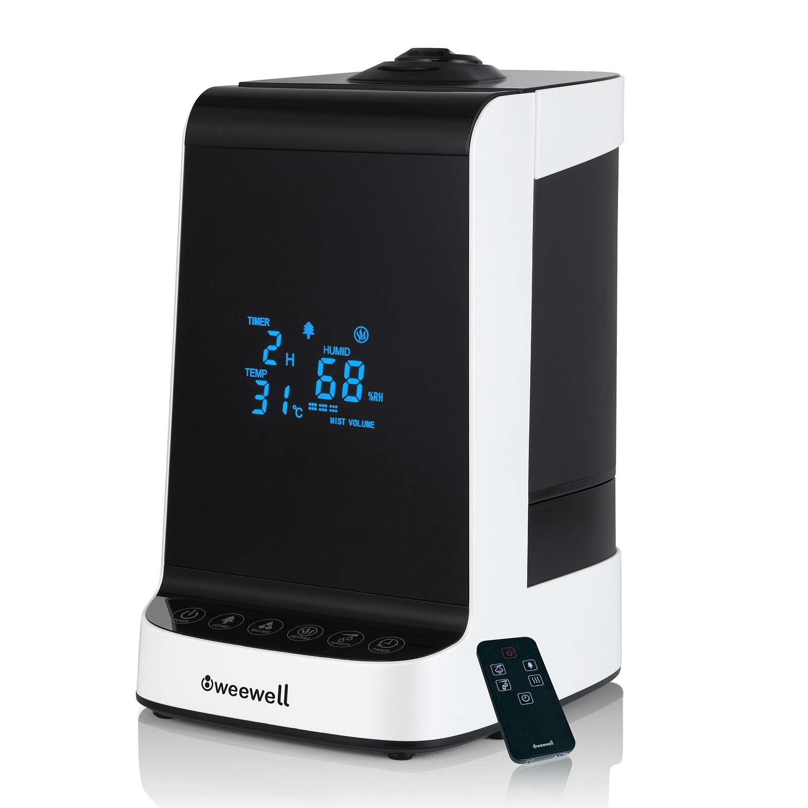 Ebebek Weewell WHC752 Cold And Warm Humidifier With Ionizer