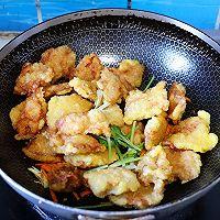 外酥里嫩的东北老式锅包肉的做法图解10