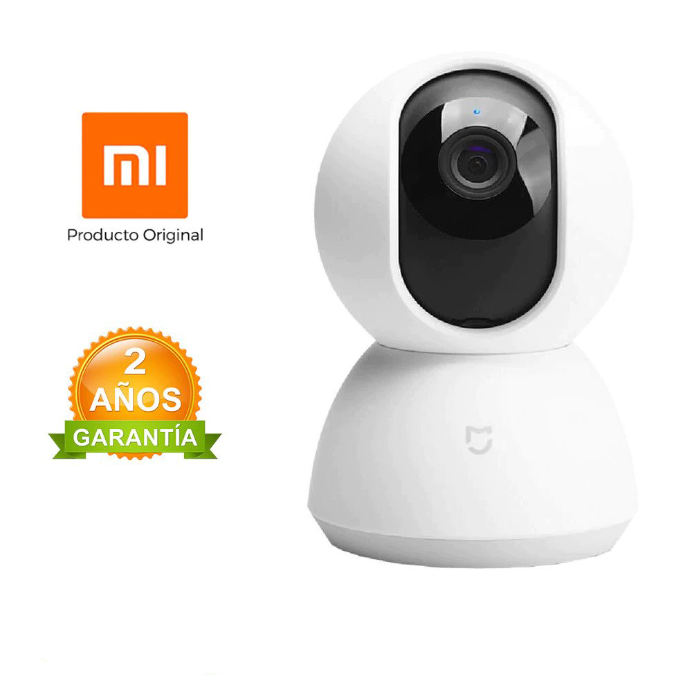360-Security Home Mijia-Camera Xiaomi Vision Nightime Smart 1080P