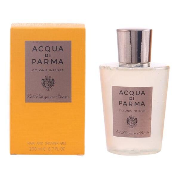 2-in-1 Gel And Shampoo Colonia Intensa Acqua Di Parma (200 Ml)