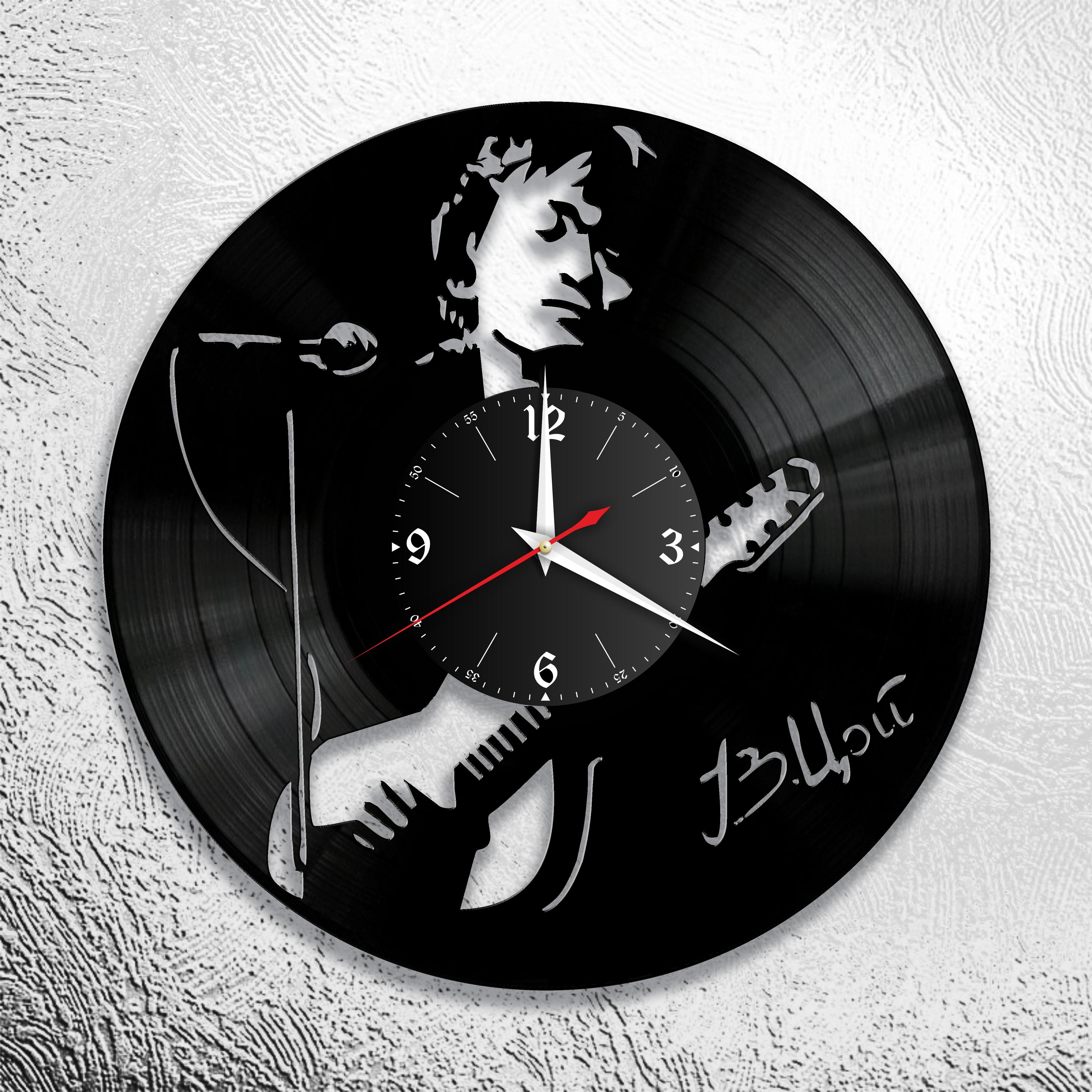 Watch Victor Choi, clock vinyl Victor Choi, Watch Plate victor Choi, wall Clock vinyl Plate victor Choi