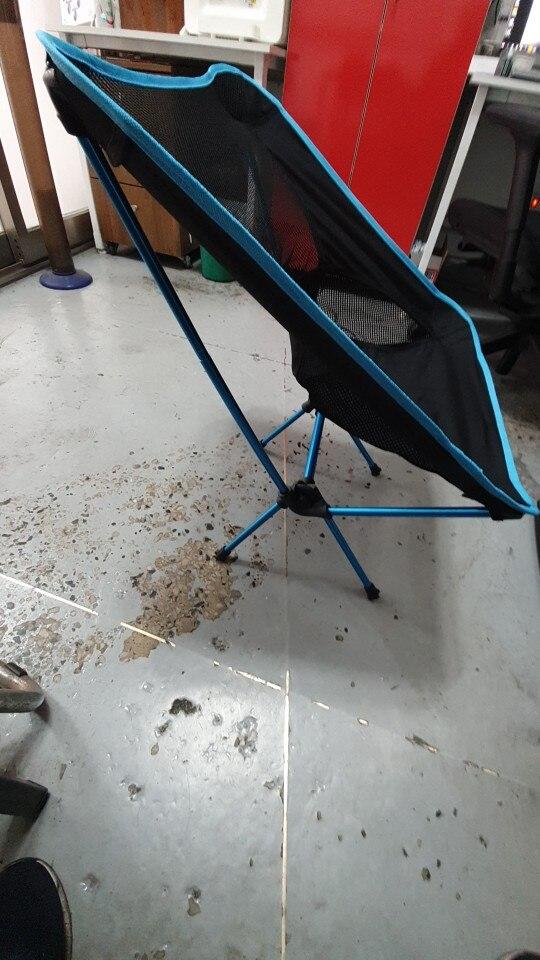 Cadeiras de pesca Viagem Acampamento Cadeira