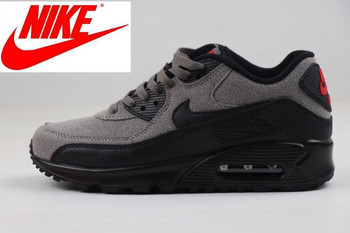 New Arrival Original NIKE air max 90 men's Running shoes breathable non-slip outdoor breathable sport sneakers
