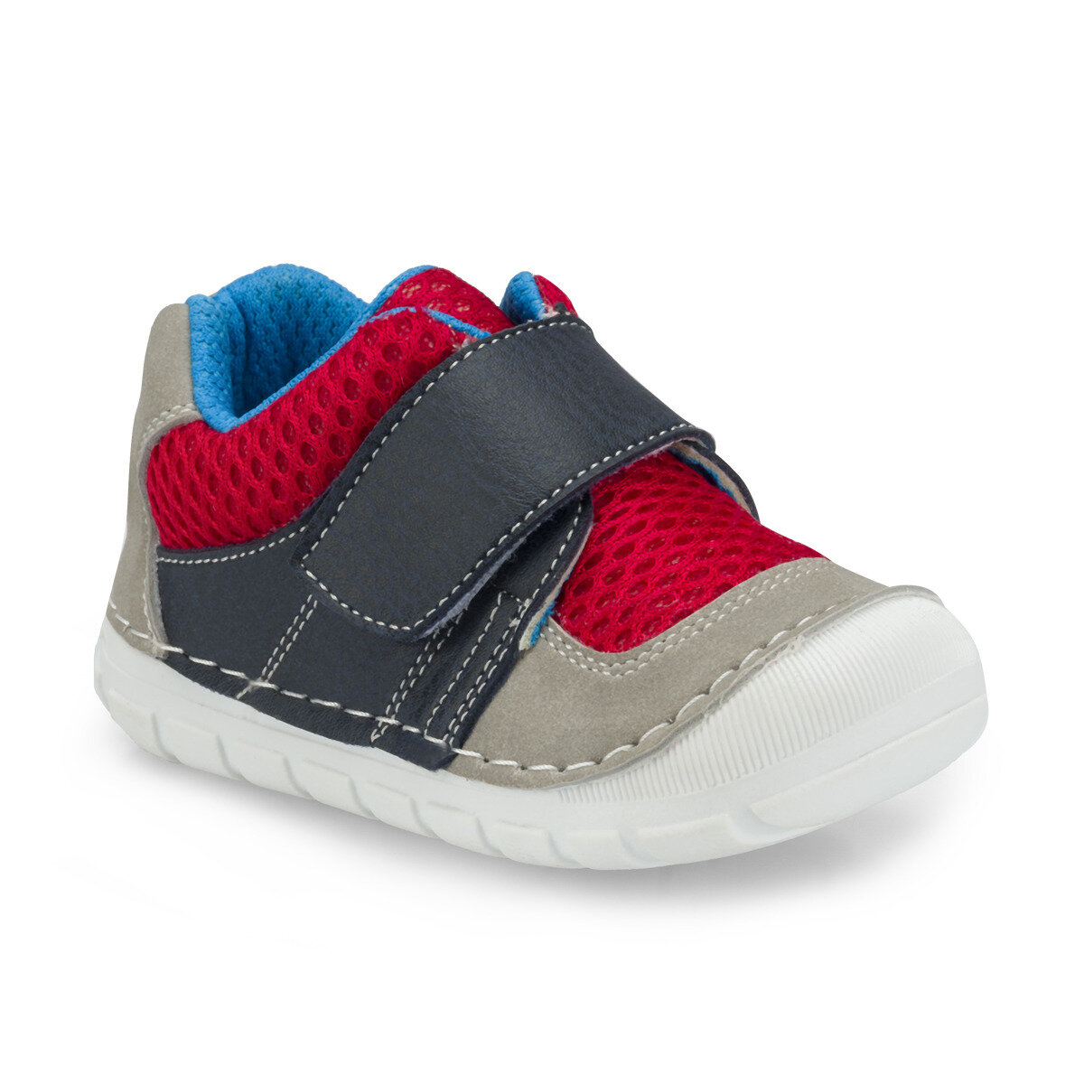 FLO 512206.I Red Male Child Sneaker Shoes Polaris