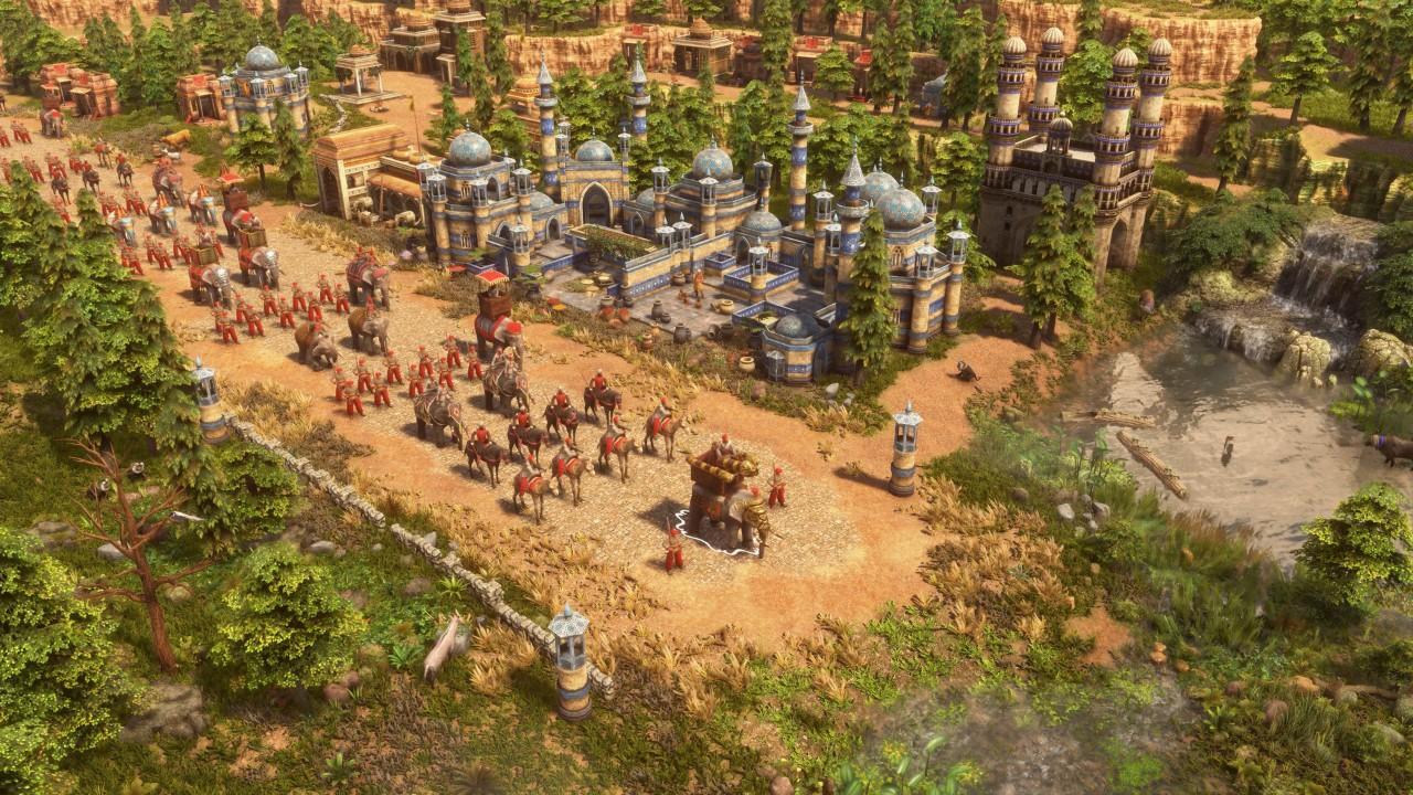 踏上支配世界的征程——《帝国时代3决定版》插图(3)