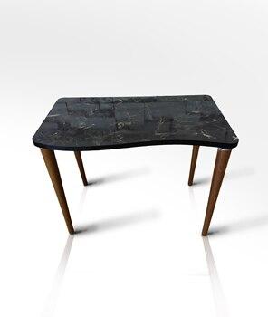 Modern ahşap siyah sehpa kahve sehpası çay sehpası meyve masası kanepe yanı oturma odası için mobilya sehpa modern ahşap kahverengi sehpa kahve sehpası çay sehpası meyve masası kanepe yanı oturma odası için mobilya sehpa