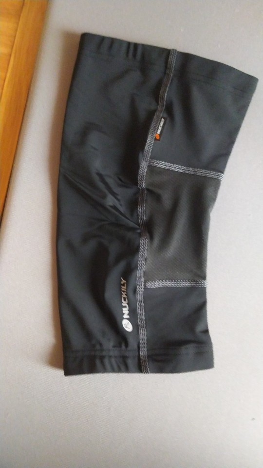 Elastic Cycling Leg Sleeve Warmer photo review
