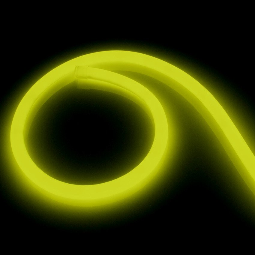 Neon LED Flexible Circular 360 120LED/M Hose 1,2, 3,4, 5,6, 7,8, 9,10 Meters