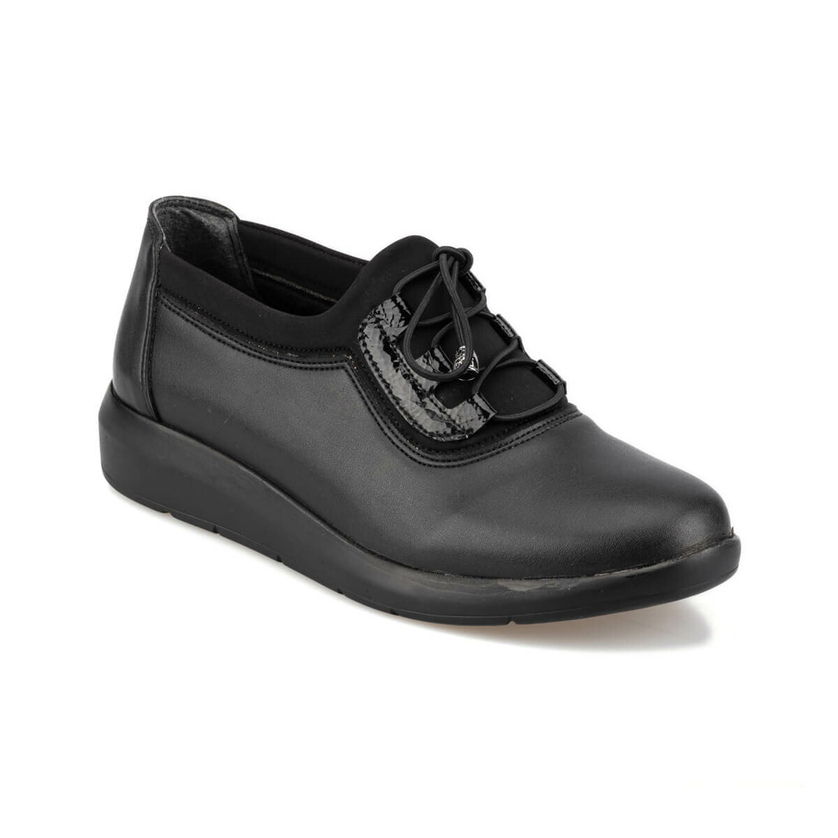 FLO 92.151054CZ Black Women 'S Sneaker Shoes Polaris