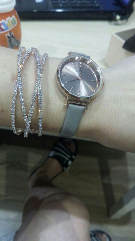 -- Qualidade Feminino Relógio