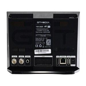 Image 5 - Gtmedia V8 UHD DVB S2 استقبال الأقمار الصناعية بنيت واي فاي دعم H.265 DDVB S/S2/S2X + T/T2/كابل/ATSC C/ISDBT أفضل V8X V8 Pro2
