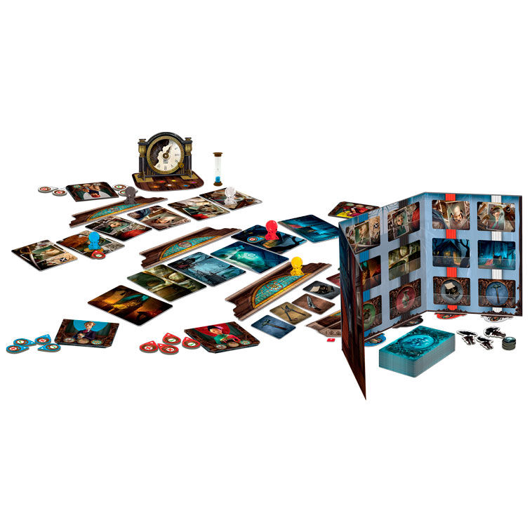Table Game Mysterium