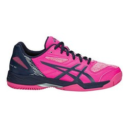 Adults Padel Trainers Asics Gel Exclusive 5 SG Pink