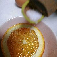 盐蒸橙子~润肺止咳化痰的做法图解2