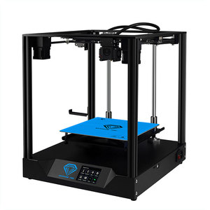 Image 2 - EU RU Warehouse TWO TREES 3D Printer Sapphire Pro Core XY BMG Extruder High precision DIY Kits 3.5 inch touch screen MKS TMC2208