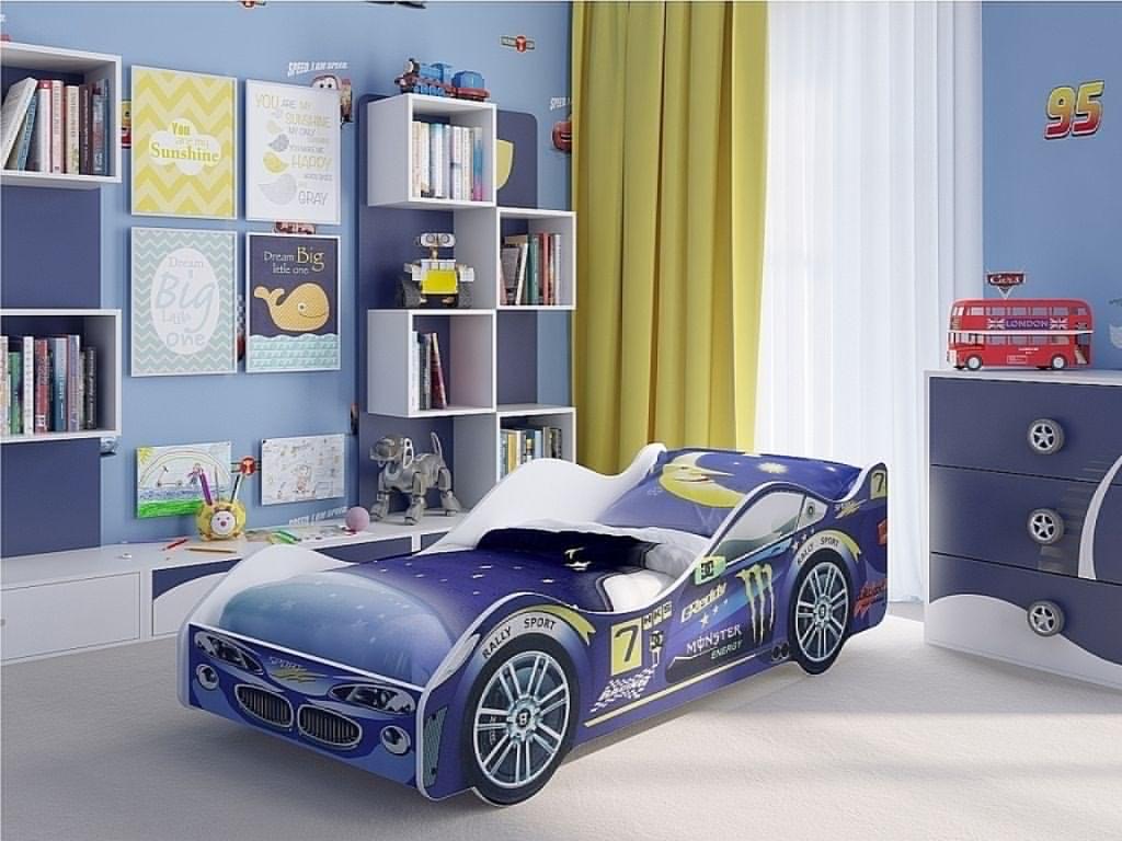 """Кровать машина """"Пилот"""""""