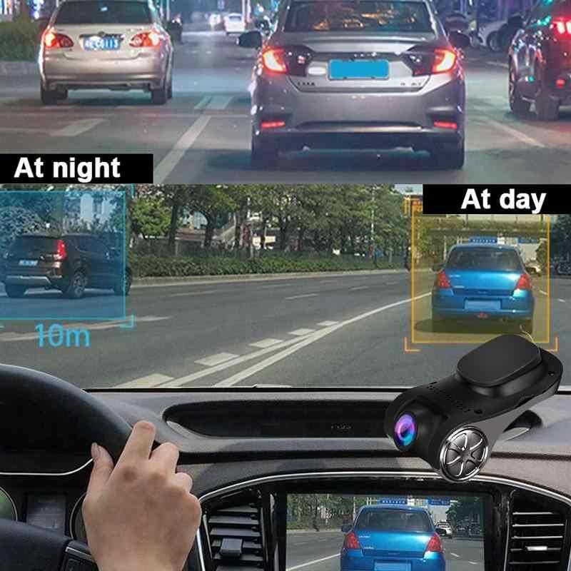 Cámara de salpicadero DVR para coche ADAS cámara de salpicadero USB Dvr cámara de salpicadero 1080P cámara de vídeo automática visión nocturna Monitor de aparcamiento videocámara Dashcam