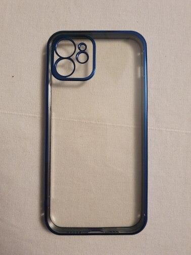 coque souple transparente pour tous les modèles de iPhone