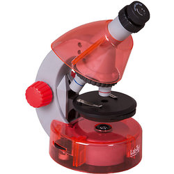 Mikroskop Heißt LabZZ M101 Orange Orange