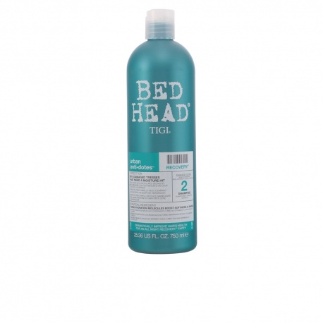 BED HEAD URBAN ANTI-DOTES RECOVERY SHAMPOO 750ML