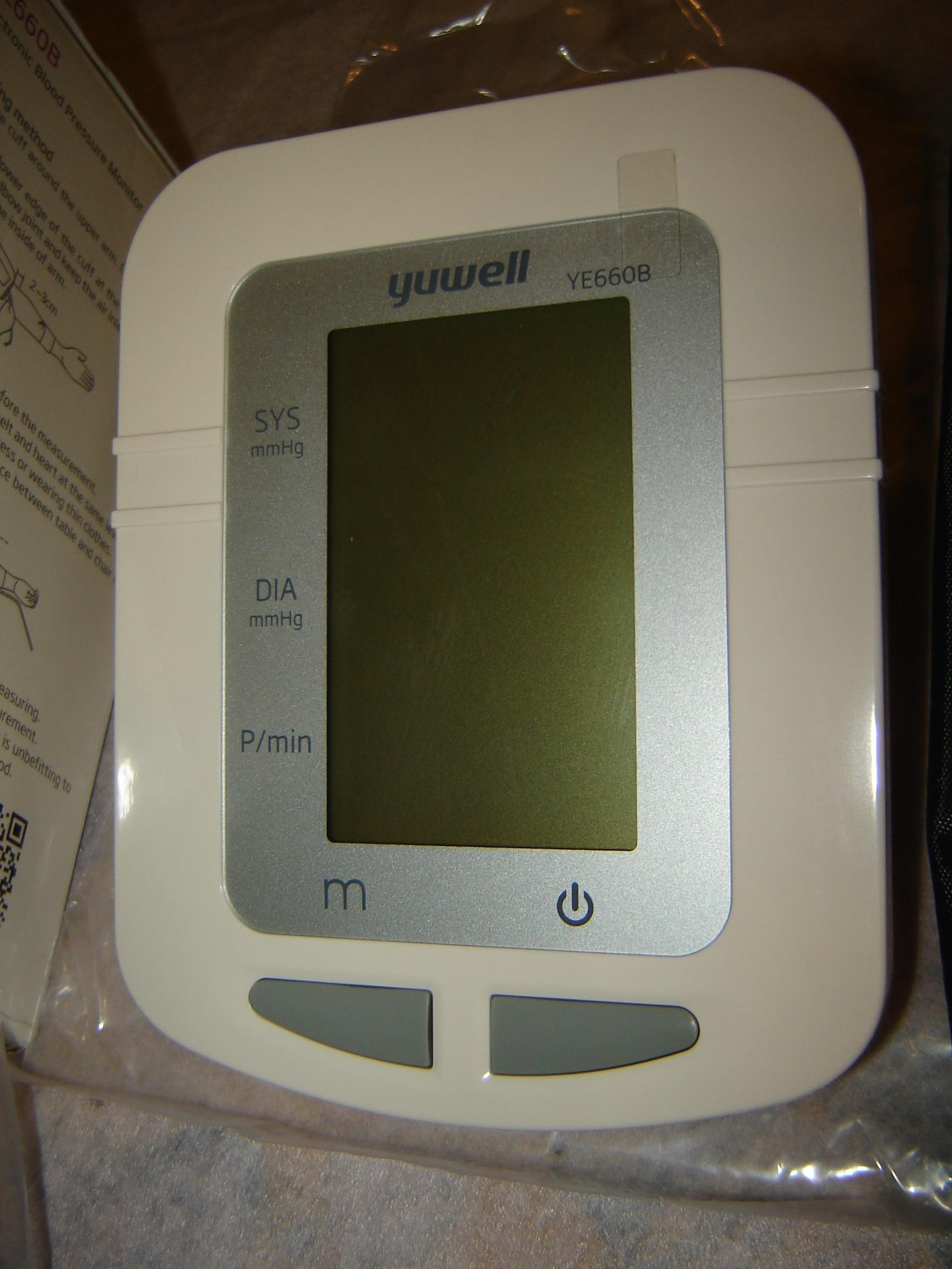 Pressão arterial Dector Dector Monitor