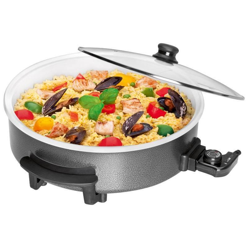 Poêle Clatronic cuisine céramique PP 3570