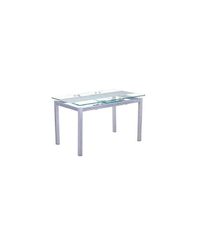 Dining Table Rectangular Sweet Extendable Crystal