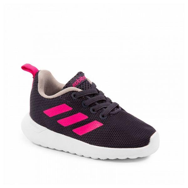 Running Shoes For Kids Adidas LITE RACER CLN I Purple (Size 23 Eu)