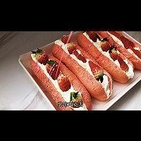 """#美食说出""""新年好""""#完美复刻奈雪同款草莓魔法棒的做法图解25"""