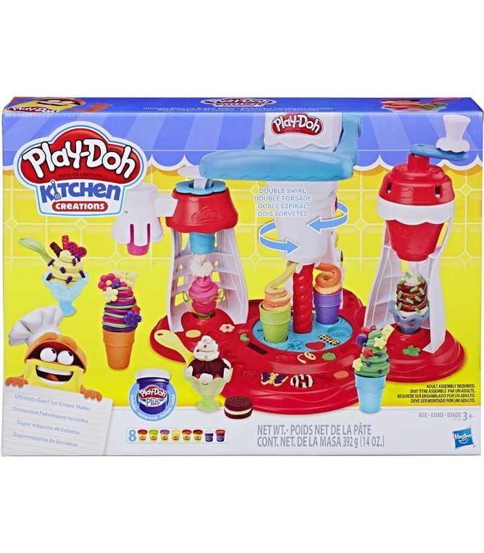 Play Doh Kitchen Creations Super Hand-made Toy Store Articles Created Handbook