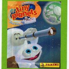 Наклейки с маленькими планетами, лот 40 герметичных упаковок булочек