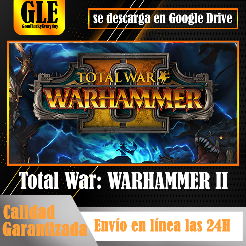 Total War: WARHMER II Video games application for PC unique games application download Google Drive decompress with Winzip Winrar image