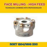 TK RCKT 16 005 ZCC FACE MILLING - HIGH FEED EMR 80X5 027 RCKT 1606